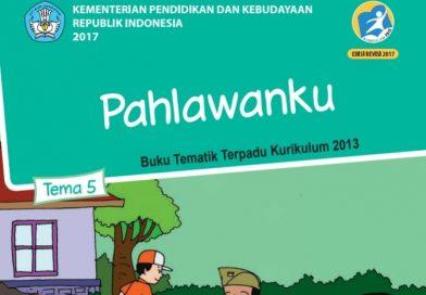 Buku Sekolah Elektronik SD-MI Kelas 4 Tema 5 Kurikulum 2013