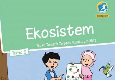Buku Sekolah Elektronik SD-MI Kelas 5 Tema 5 Kurikulum 2013