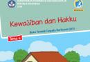 Kunci Jawaban Latihan Soal Ulangan Harian Semester 1 (UH/PH), Tema 4 Kelas 3 Subtema 4 Kewajiban dan Hakku