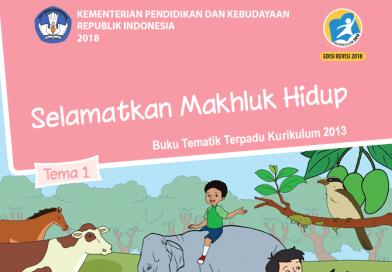 Kunci Jawaban Latihan Soal Ulangan Harian Semester 1 (UH/PH), Tema 1 Kelas 6 Subtema 2 Selamatkan Makhluk Hidup