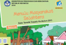 Buku Tema 6 Kelas 6 Revisi 2018 Menuju Masyarakat Sejahtera, SD/MI Kurikulum 2013