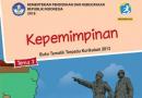 Buku Tema 7 Kelas 6 Revisi 2018 Kepemimpinan, SD/MI Kurikulum 2013