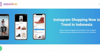 Setup Instagram Shopping Lebih Mudah Dengan Harmoni Permata